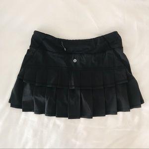 Lululemon Pleated Workout Skort/Skirt